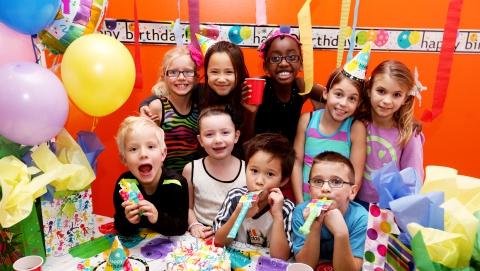 kelowna kids birthday parties