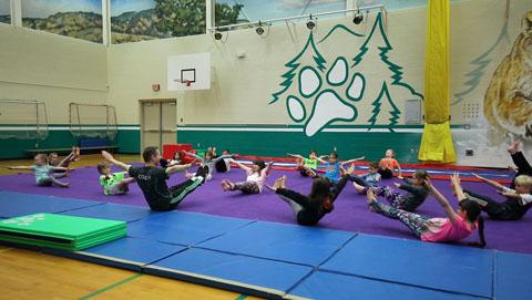 kelowna gymnastics school program