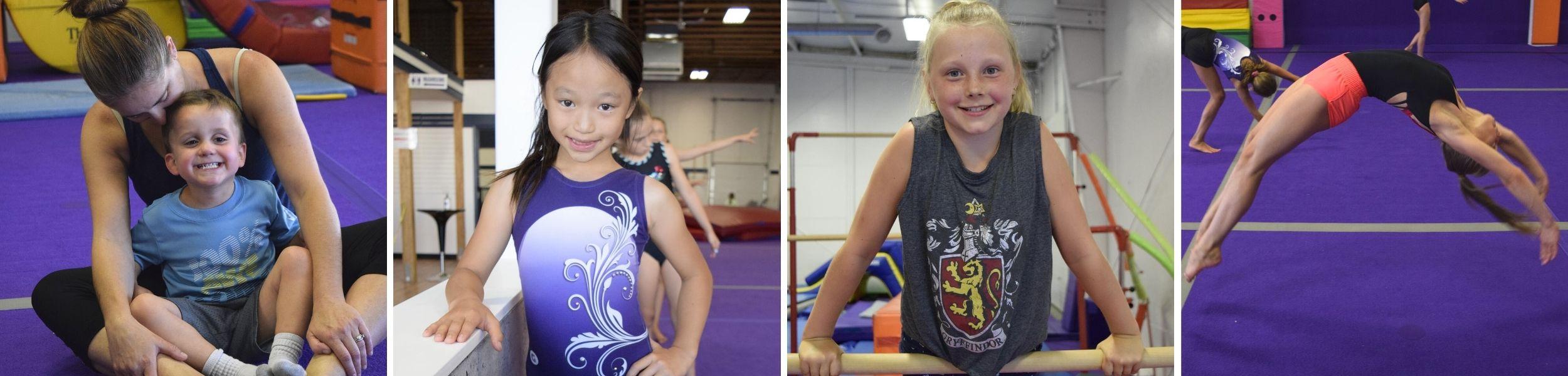 Gymnastics All Ages