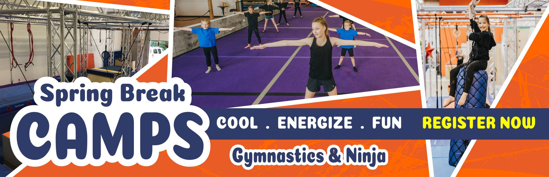 Chilliwack gymnastics spring break camps